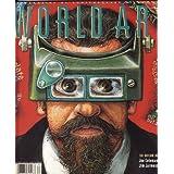 World Art Issue #18 (World Art: The Magazine of Contempory Visual Arts) ~ Ashley Crawford