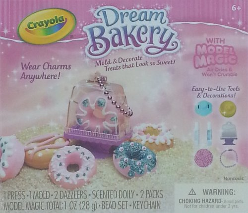 Crayola Dream Bakery Charm Cookies - 1 Set