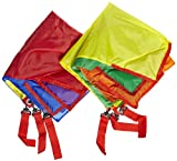 Sportime Movement Rhythm and Dance Flags - 20 inch - Set of 6 Colors