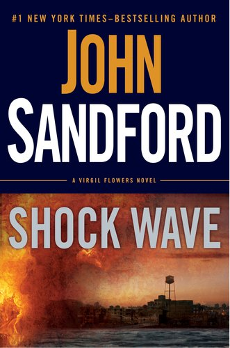 Shock Wave (A Virgil Flowers Novel) by John Sandford