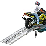 """89"""" Arched Folding Motorcycle Ramp System"""