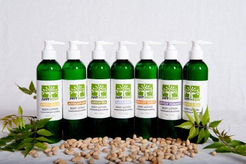 Neem Body Lotion - Fragrance Free