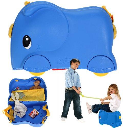 Molto Kinderkoffer Kinderrutscher Rutscher Elefant