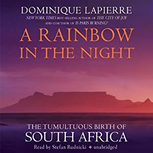 A Rainbow in the Night Audiobook