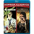 Cult Horror Classics Double Feature: Re-Animator & The Hills Have Eyes [Blu-Ray]