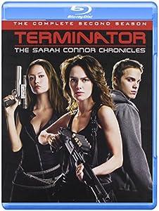 Terminator: Sarah Connor Chronicles - Seasons 1&2 [Blu-ray]