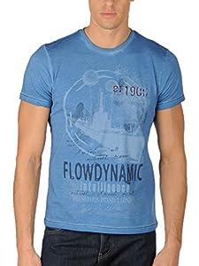 Mavi T-shirt L, bleu