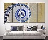 TANDA Large Wall Art Nautilus Spiral Shell Large Wall Art Nautilus Art Spiral Shell Wall Art Print 60 Inch Total