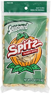 Spitz Pumpkin Seeds Seasoned, 4-Ounce (Pack of 12)