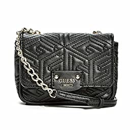GUESS G Cube Quilted Cross-Body