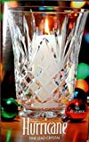 St. George Hurricane Fine Lead Crystal Candle Holder