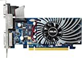ASUS 210-1GD3-L - NVIDIA GT 210 589MHz 1200MHz 1GB 64-bit DDR3 DUAL-LINK DVI-I HDMI LOW PROFILE PCI-E GRAPHICS CARD