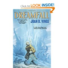 Dreamfall by Joan D. Vinge