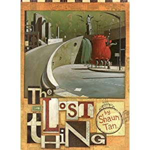 Amazon.com: Lost Thing (9780734410887): Shaun Tan: Books