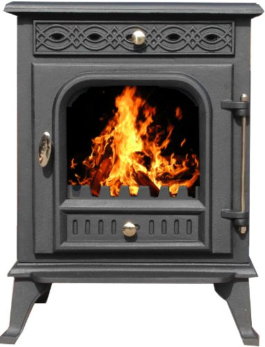7.5KW Multi-fuel Wood Burning Stove