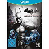 "Batman: Arkham City - Armoured Edition - [Nintendo Wii U]von ""Warner Bros."""