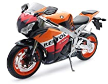 2009 Honda CBR1000RR Repsol 1:6 Scale Diecast Motorcycle