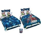 MARVEL Avengers Classic Comforter Set, Full