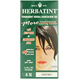 Herbatint 4N Chestnut Permanent Herbal Hair Colour Gel 135ml