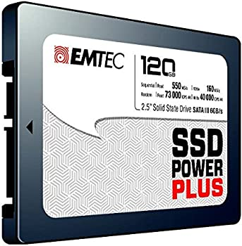 Emtec ECSSD120GX150 120GB Internal SSD