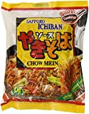Sapporo Ichiban Chow Mein, 3.6-Ounce Packages (Pack of 24)