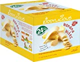 Kiddylicious, Banana Bites , 10.2 oz (24 bags) FlavorName: Banana Size: 12.72 Pound Infant, Baby, Child