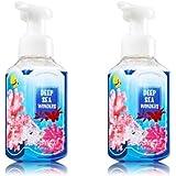 Bath & Body Works Gentle Foaming Hand Soap In Deep Sea Wonders (2 Pack)