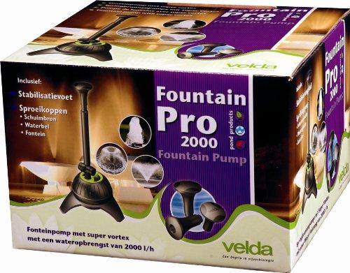 Velda Fountain Pro 2500 -Springbrunnen NEU&OVP Teich Fische
