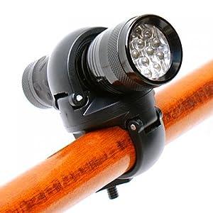 Amazon.com: 14-led Bright Bike Bicycle Waterproof Flashlight Torch: Sports & Outdoors