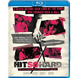 Hit So Hard [Blu-ray]