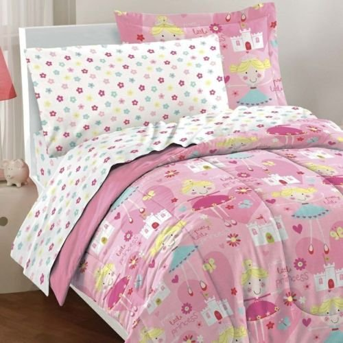 Pink And Purple Butterfly Bedding