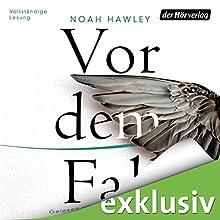Vor dem Fall Hörbuch von Noah Hawley Gesprochen von: Matthias Koeberlin