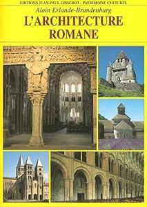 L 39 architecture romane collectif books for Architecture romane