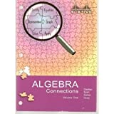 img - for Algebra Connections, California Edition: (Volume 1 and 2) CPM (College Preparatory Mathematics) book / textbook / text book