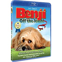 Benji: Off the Leash [Blu-ray]