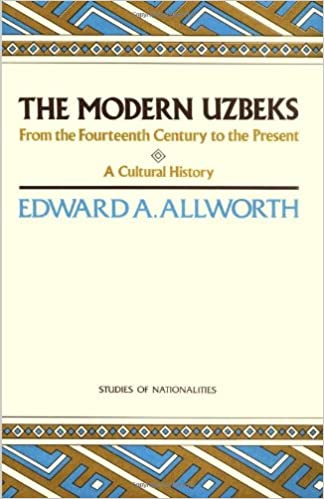 Modern Uzbeks (Hoover Institution Press Publication)