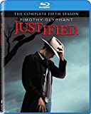 Image de Justified: Season 5 [Blu-ray]