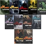 Jim Butcher Dresden Files Series Collection 11 Books Set.. (Dresden Files Collection) (Blood Rites, Turn Coat, Small Favour, White Night, Fool Moon, Grave Peril, Dead Beat, Death Masks, Proven Guilty, Storm Front, Summer Knight)