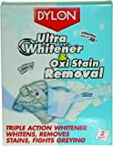 Dylon Dylon ultra whitener & oxi stain removal 2 sheets save time and money & feel confident about the resultsUltra Whitener & Oxi Stain Removal - 2 Sheets - Retail Accessory