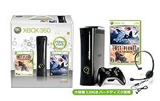 Xbox 360 エリート(120GB) バリューパック(「エースコンバット6 解放への戦火」&「ロスト プラネット コロニーズ」同梱)【期間限定生産】