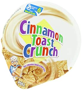 Cinnamon Toast Crunch Cereal, 2-Ounce Cups (Pack of 12 )