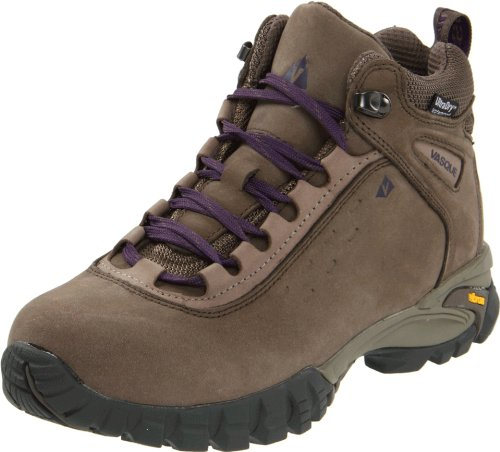 Vasque Women's Talus Waterproof Shoe,Bungee Cord/Purple Plumeria