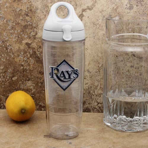 Mlb Tervis Tumbler Tampa Bay Rays 24Oz. Water Bottle front-547004