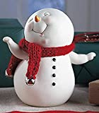 """Snowpinions """"Get Jingly With Me"""" 4 1/2""""h Figurine"""