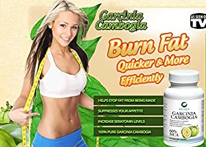 60 Hca Pure Garcinia Cambogia Extract - Extra Strength - Natural Weight Loss Supplements - Carb Blocker Appetite Suppressant - All Natural Diet Pills For Women Men - 60 Veggie Capsules from The Source
