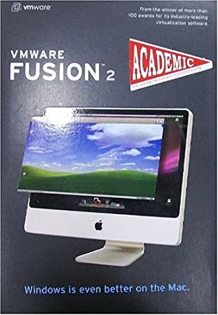 VMware Fusion, 1-User (Academic License Version)