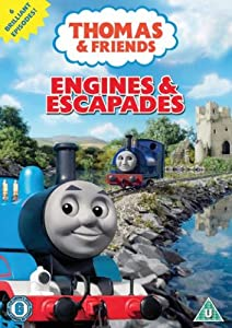Thomas & Friends - Engines and Escapades [DVD]