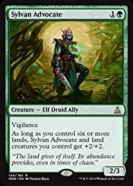 Magic: the Gathering – Sylvan Advocat…