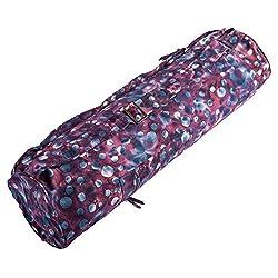 Hugger Mugger Batik Yoga Mat Bag [並行輸入品]