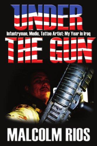Under the gun infantryman medic tattoo artist my year for Eyepower tattoo kit